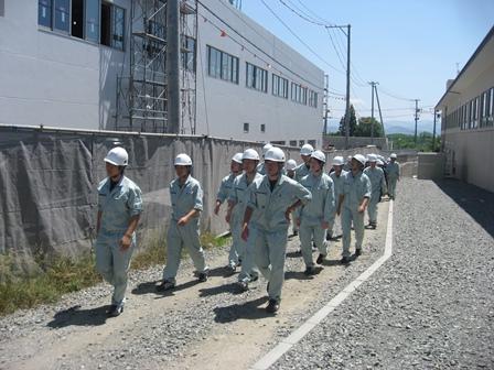 栃内第2病院改築工事1