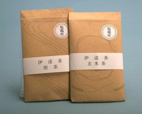 入選「伊達茶(宮城県)」1年 菊池雪野