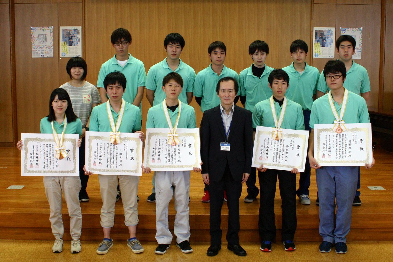 若年者ものづくり競技大会出場選手