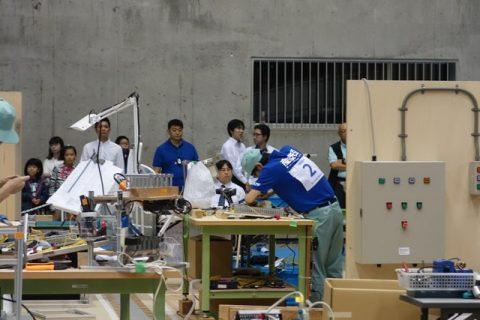 工場電気設備 三浦智紀選手