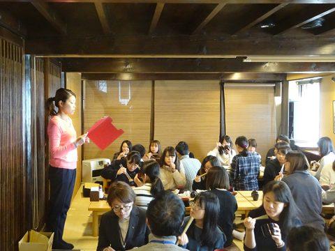 みちのくジャパンで昼食