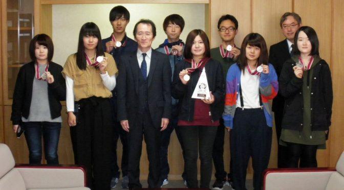 【過去最多8名入賞!】岩手県若年者技能競技会に参加しました